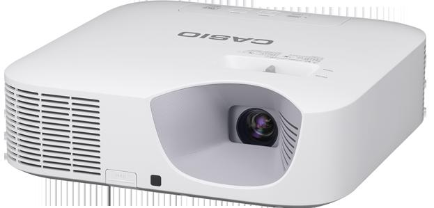 Casio XJ-V100W Projector - 3000 Lumens - WXGA