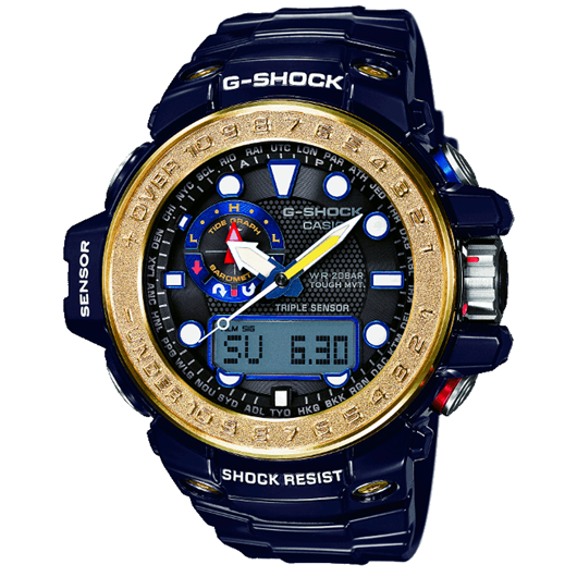 Picture of B-Grade Casio G-SHOCK Gulfmaster GWN-1000F-2AER
