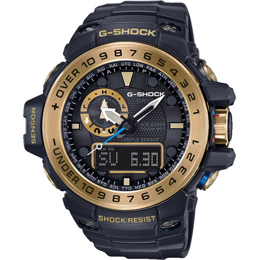 Picture of B-Grade Casio G-SHOCK Gulfmaster GWN-1000GB-1AER