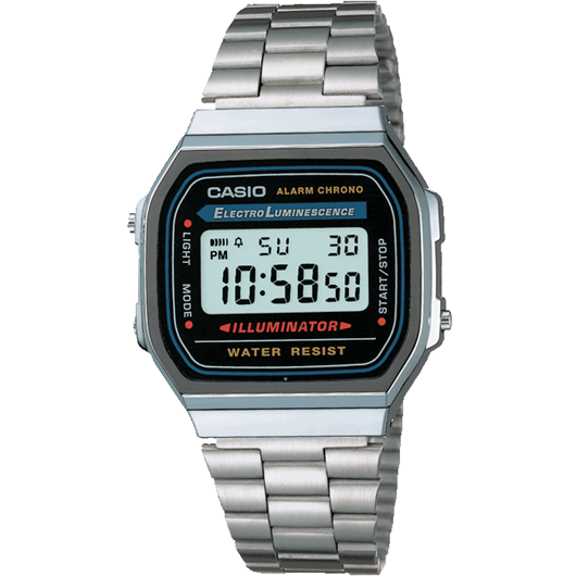 Picture of B-Grade Casio A168WA-1YES