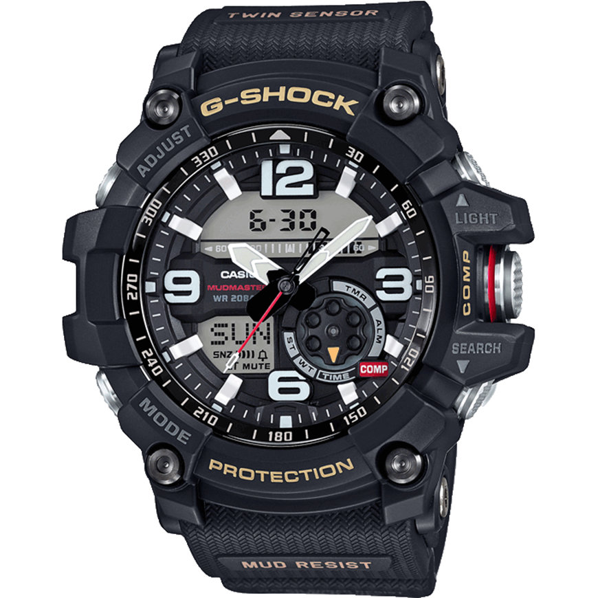 Picture of B-Grade Casio G-SHOCK GG-1000-1AER