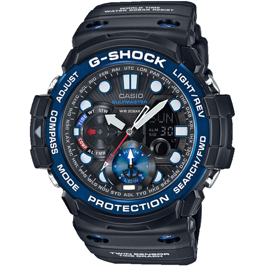 Picture of B-Grade Casio G-SHOCK GN-1000B-1AER
