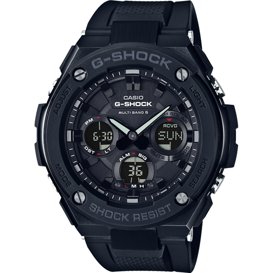 Picture of B-Grade Casio G-SHOCK GST-W100G-1BER