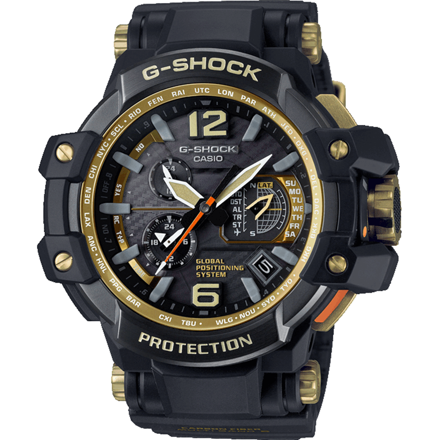 Picture of B-Grade Casio G-SHOCK GPW-1000GB-1AER