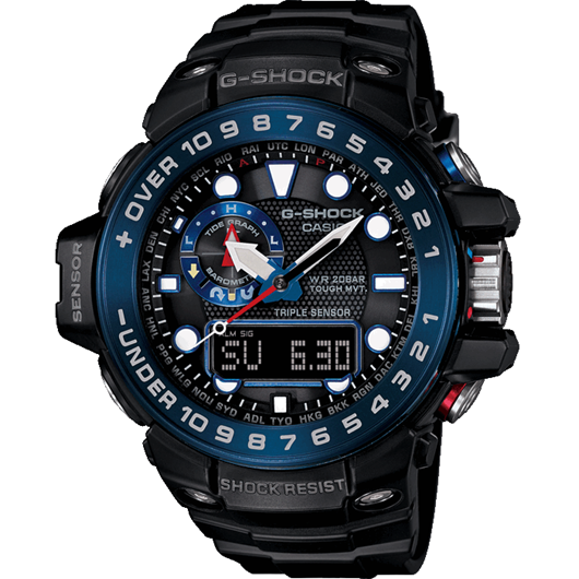 Picture of B-Grade Casio G-SHOCK GWN-1000B-1BER