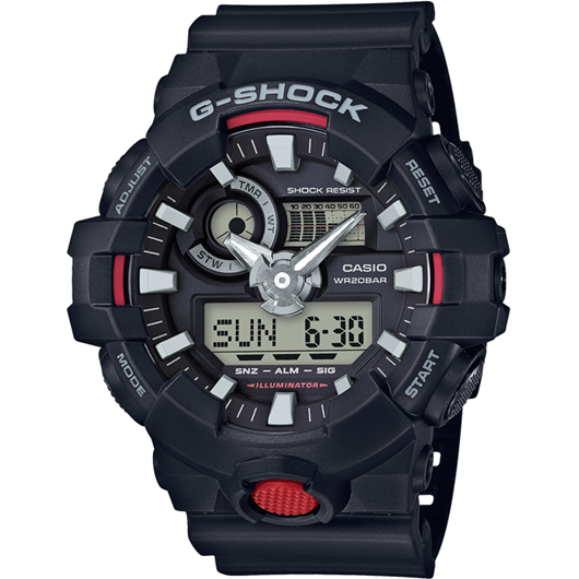 Picture of B-Grade Casio G-SHOCK GA-700-1AER