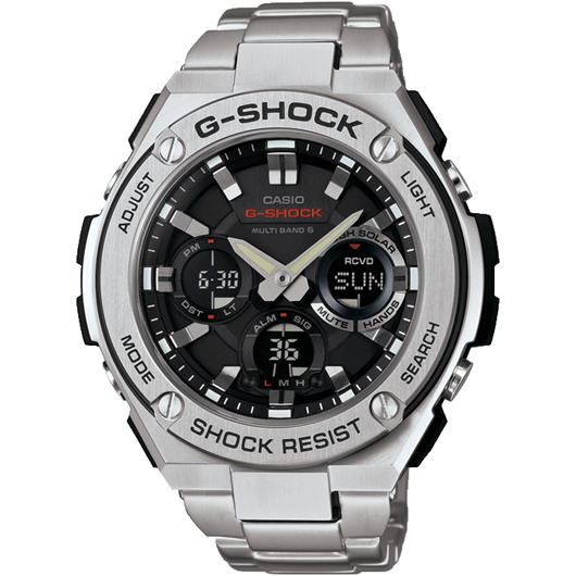 Picture of B-Grade Casio G-SHOCK G-STEEL GST-W110D-1AER