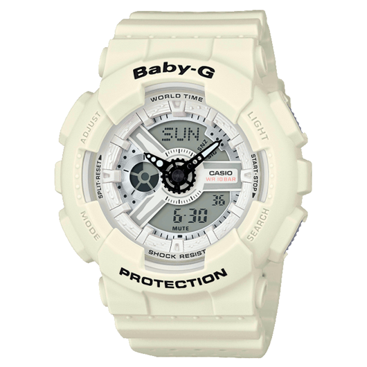 Picture of B-Grade Casio Baby-G BA-110PP-7AER