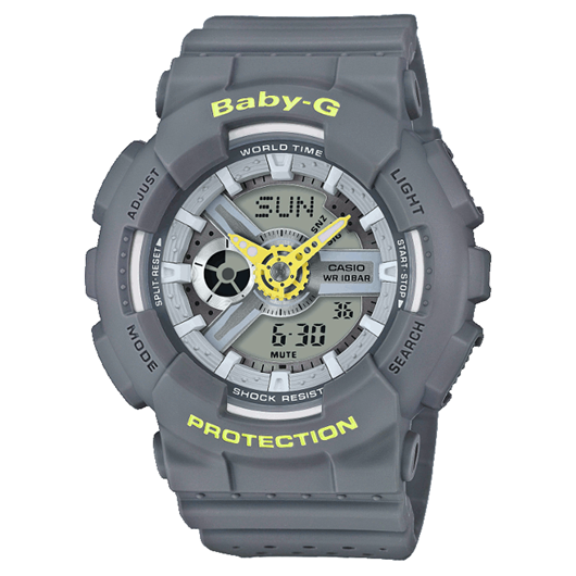 Picture of B-Grade Casio Baby-G BA-110PP-8AER