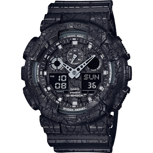 Picture of B-Grade Casio G-SHOCK GA-100CG-1AER