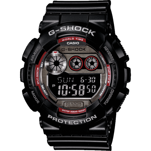 Picture of B-Grade Casio G-SHOCK GD-120TS-1ER