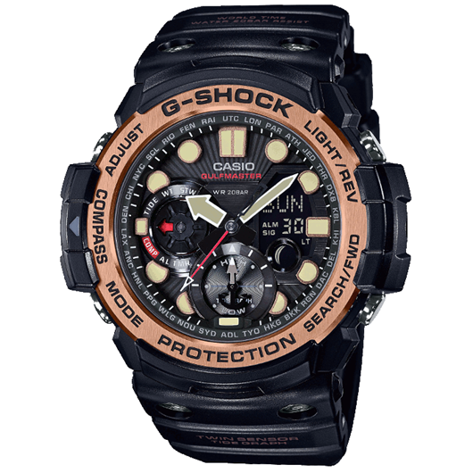 Picture of B-Grade Casio G-SHOCK Master of G Gulfmaster GN-1000RG-1AER