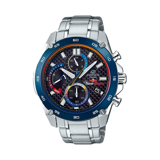 Picture of B-Grade Casio Edifice Limited Edition Toro Rosso EFR-557TR-1AER
