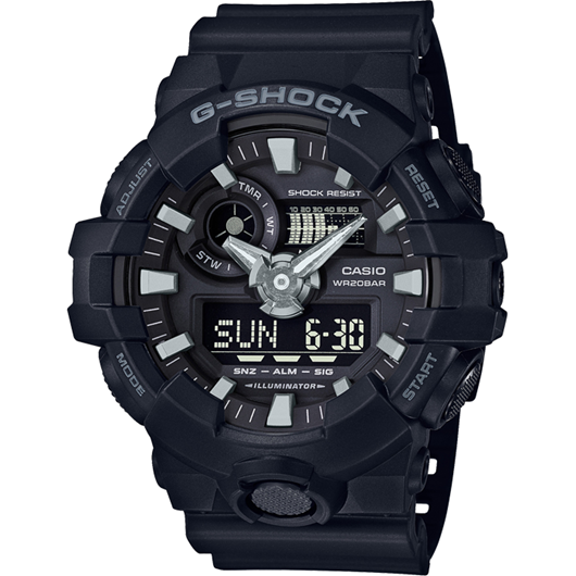 Picture of B-Grade Casio G-SHOCK GA-700-1BER-B