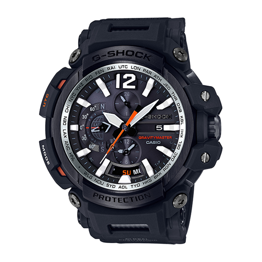 Picture of B-Grade Casio G-SHOCK GPW-2000-1AER-B
