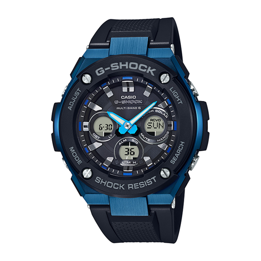 Picture of B-Grade Casio G-SHOCK GST-W300G-1A2ER