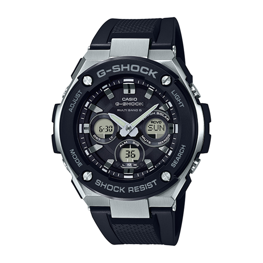 Picture of B-Grade Casio G-SHOCK GST-W300-1AER