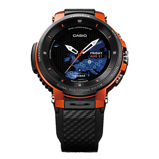Picture of B-Grade Casio Protrek WSD-F30-RGBAB Smartwatch