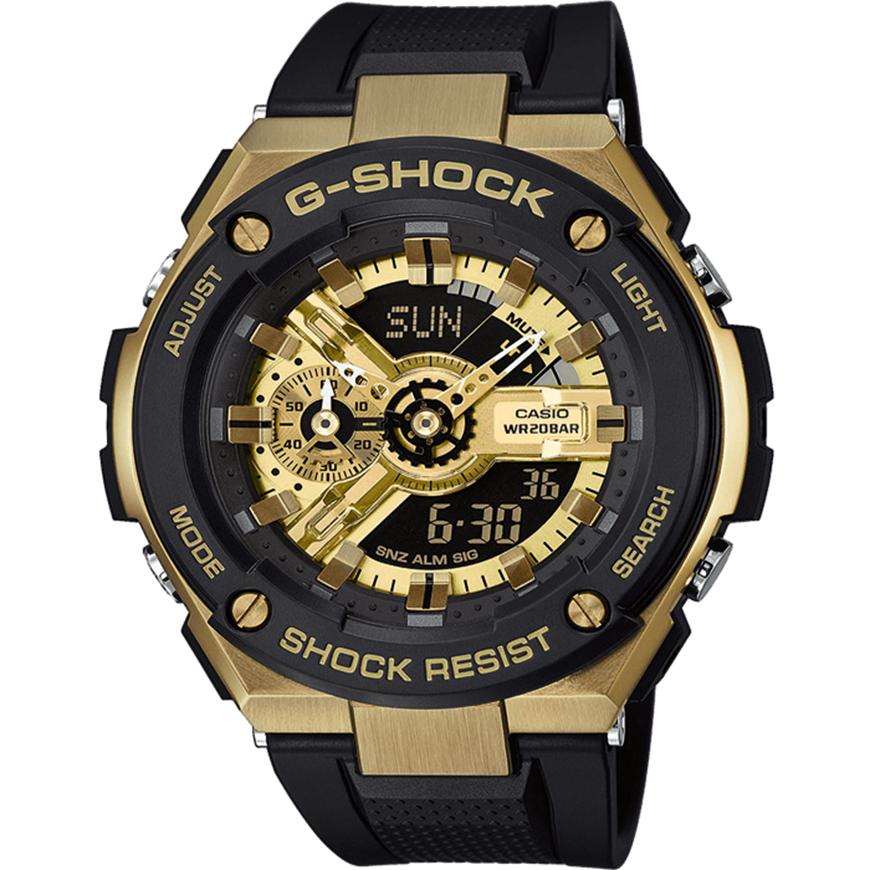 Picture of B-Grade Casio G-SHOCK GST-400G-1A9ER