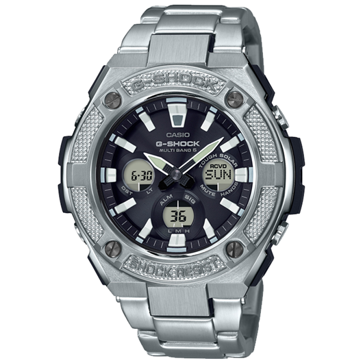 Picture of B-Grade Casio G-SHOCK GST-W330D-1AER