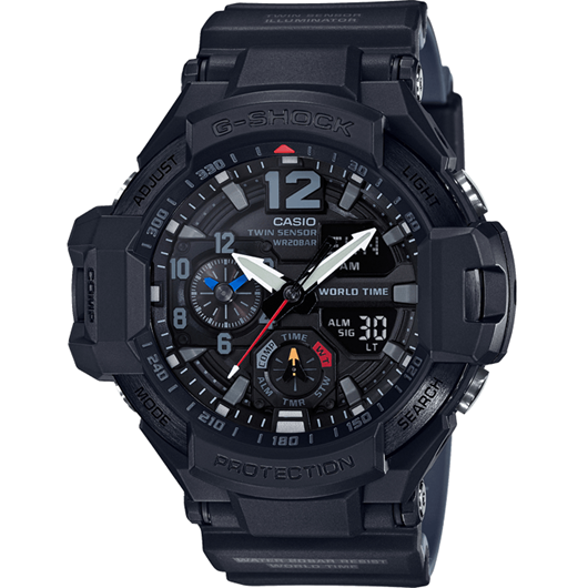Picture of B-Grade Casio G-SHOCK GA-1100-1A1ER-B