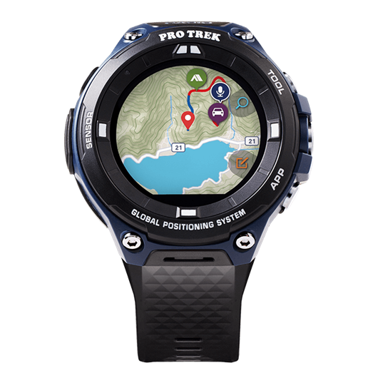 Picture of B-Grade Casio Protrek WSD-F20A-BUAAB Smartwatch