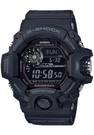 Picture of B-Grade Casio G-SHOCK GW-9400-1BER