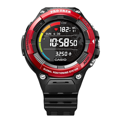 Picture of WSD-F21HR-RDBGB Smartwatch
