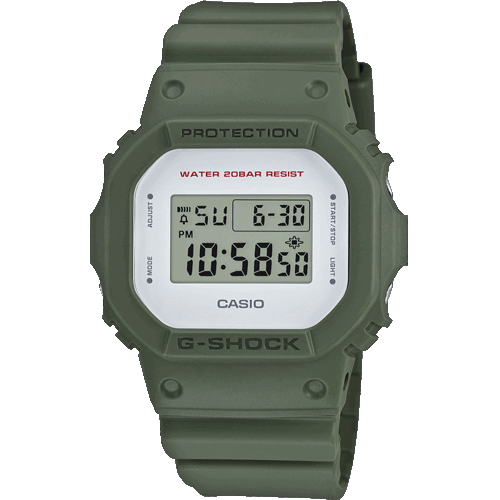 Compare prices for DW-5600M-3ER