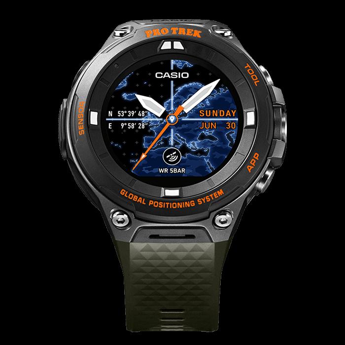 b95b4681716 WSD-F20A-GNBAB Smartwatch