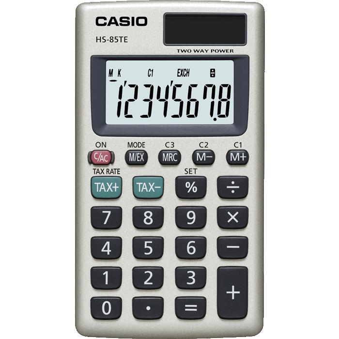 Casio ms-8s instructions.