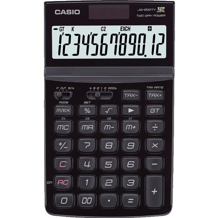 Jw-200tv-rd   office   calculators   casio.