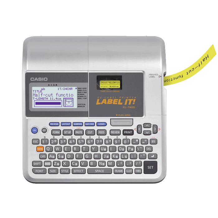 KL-7400-UH