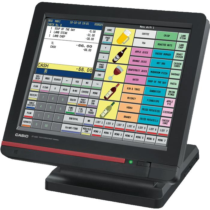 Qt 6600 Bd C Qt Series Integrated Epos Solutions