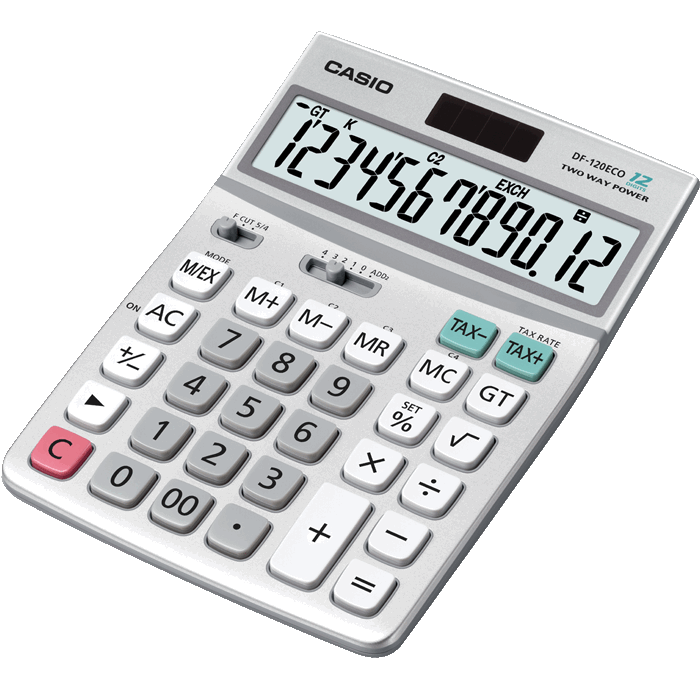 how to find tax on a calculator