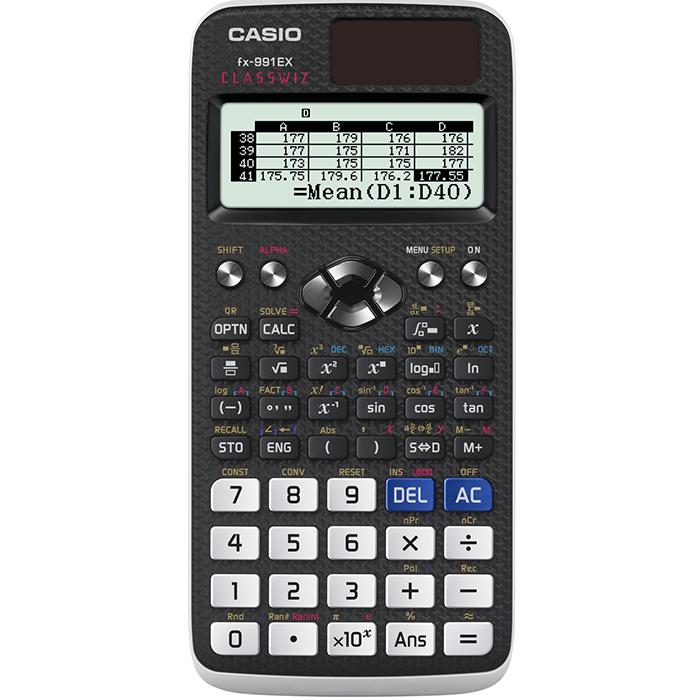 Casio fx991esplus casio fx991es plus scientific: amazon. Co. Uk.